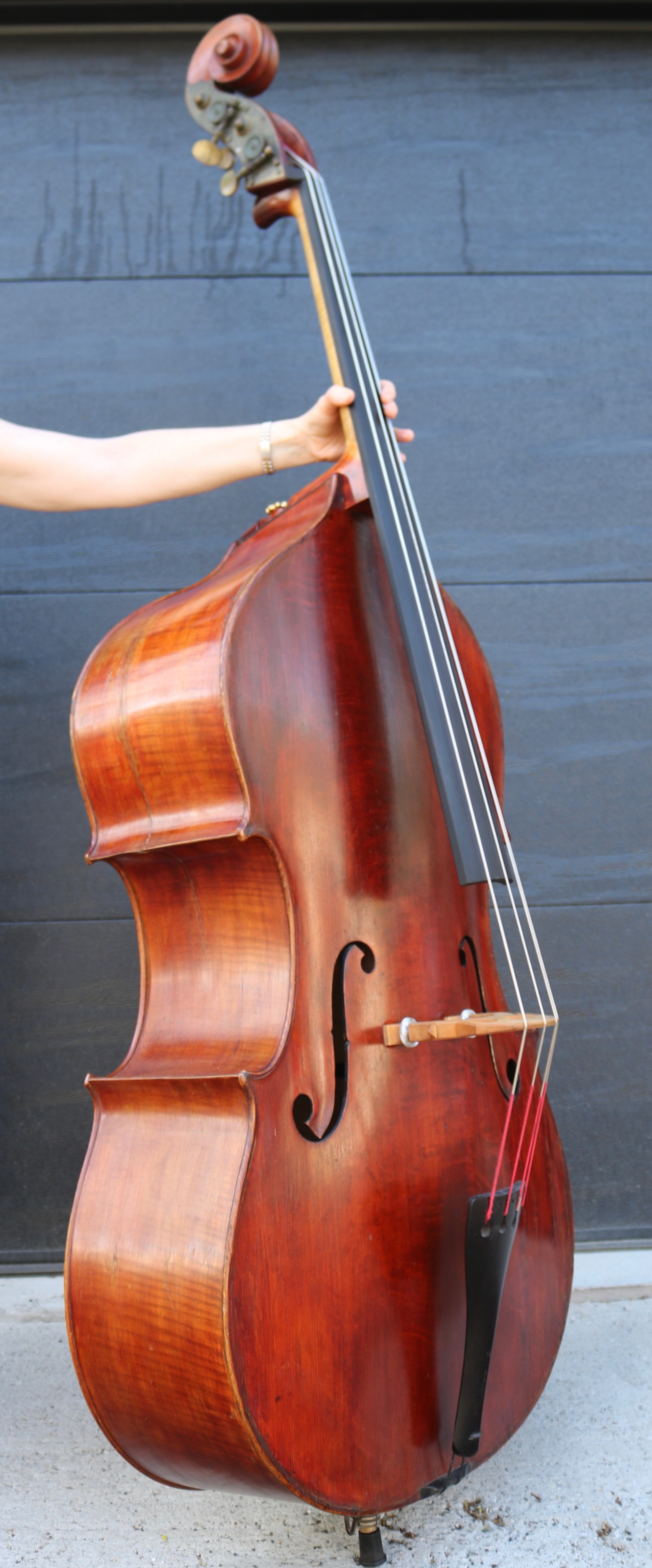 International Society of Bassists - Basses for Sale