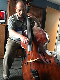 Scott LaFaro Bass